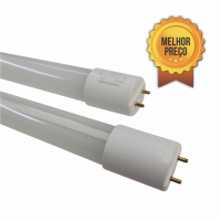LÂMPADA LED TUBE GLASS - 18W 6400K
