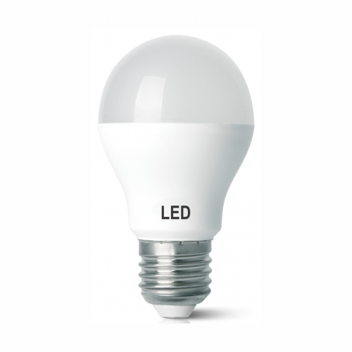 LÂMPADA BULBO LED - 9W 6000K