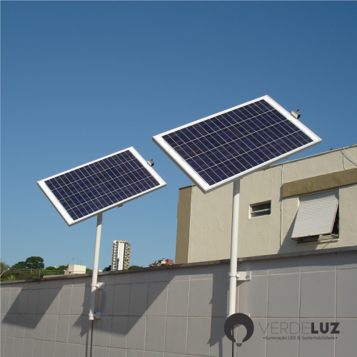 Kit domo solar fotovoltaico exclusivo verdeluz for Kit solar fotovoltaico